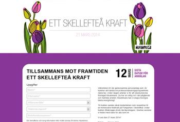 Ett Skellefteå Kraft 2014