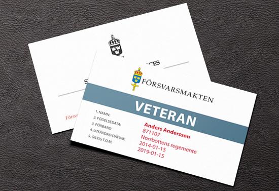 Veterankort.se